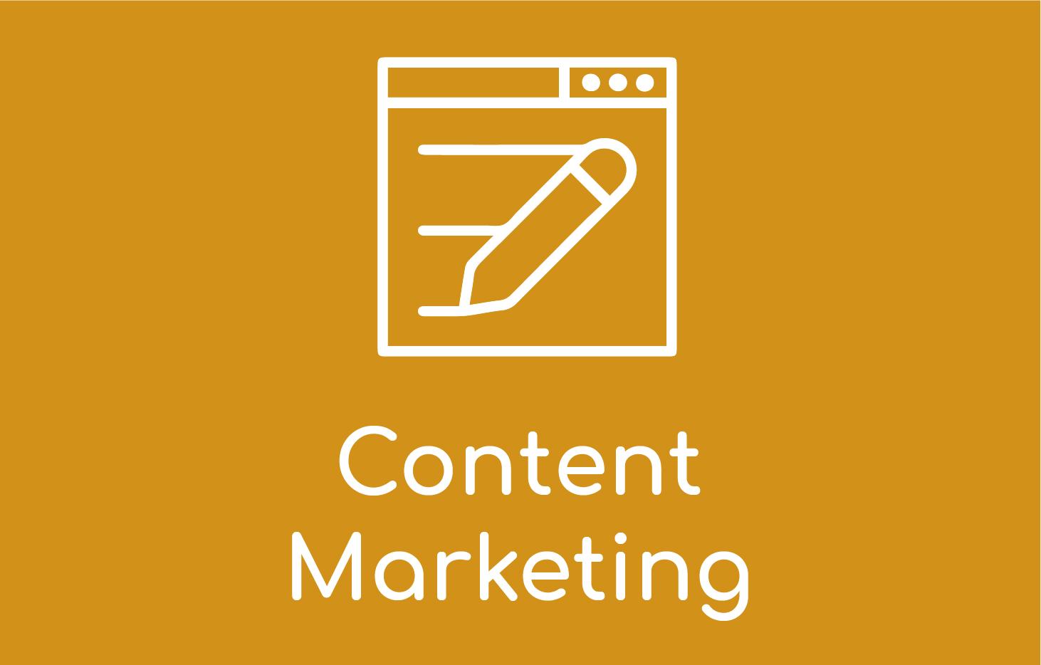 infografia de marketing de contenidos